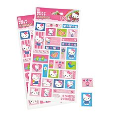 """Hello Kitty®"" Sticker Sheets - OrientalTrading.com Its a Girl........"