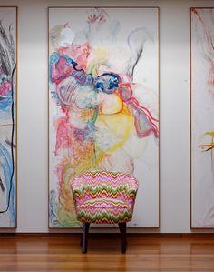 Pairing Fine Art & Furnishings