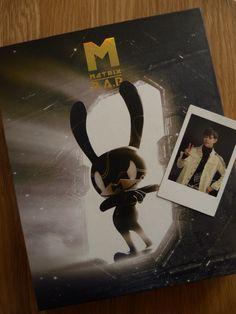 MATRIX (Daehyun Vers.) - B.A.P // 4th Mini Album