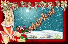 fêtes noel et nouvel an, carte virtuelle voeux