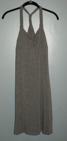 5cea533741b Dakini Gray Sun Dress Sleeveless Built In Bra Womens Size XS  DAKINI   Sundress  Casual