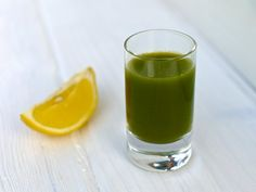 """""""Clean Machine"""" Morning Cleansing Green JuiceLooking for Juice Cleanse Recipes? These healthy raw green juices from Karen Kipp of Power Your Journey are easy, effective, delicious, and will get you healthy!"""