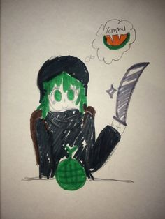 IsIS chan by BorussiaMacau89.deviantart.com on @DeviantArt