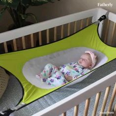 The Hammock Womb simulates a mother's womb and allows babies to be comfortable and safe while they sleep! 😍 ✅ Reduce the risk of SIDS ✅ Helps babies sleep longer ✅ Prevents Flat Head Syndrome Baby Cribs For Twins, Twin Cribs, Best Baby Cribs, The Babys, Baby Hammock, Hammock Swing, Help Baby Sleep, Baby Development, Baby Safety