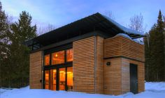 The E.D.G.E, a prefab tiny house designed and built in Wisconsin