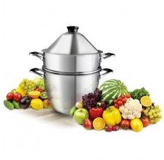 Cuit Vapeur Vapok, cuiseur vapeur douce - Nature et Vitalité