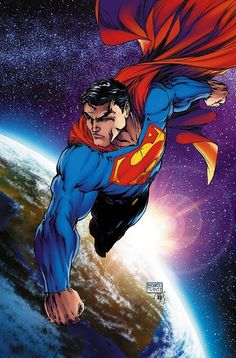 Superman Recommended Reading