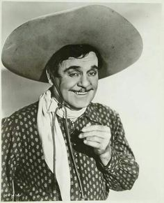 Leo Carrillo Born August 1881 In Los Angeles California USA Died September 1961 Age Santa Monica The Cisco Kids Sidekick Pancho