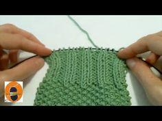Kössünk! Minta 2 - A patentminta (2 sima 2 fordított) - Rib Stitch - YouTube Rib Stitch Knitting, Fingerless Gloves, Arm Warmers, Videos, Crochet Hats, Make It Yourself, Facebook, Youtube, Diy