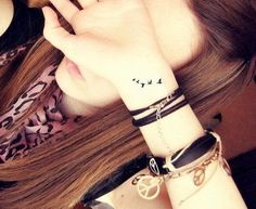 80 Cute And Beautiful Small Tattoos | How to Tattoo?
