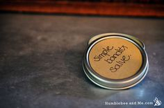 Simple Bandits Salve - Humblebee & Me