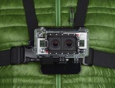 Dual Housing System for GoPro Hero3 Simultaneous Capture: Holds...