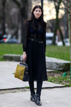 Model Street Style : Larissa Hofmann