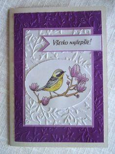 Kika's Designs : Best Wishes Card