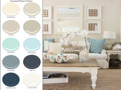 colores para la decoración marinera Estilo Navy, Beach House Decor, Home Decor, House Plans, Sweet Home, Gallery Wall, Interior Design, Furniture, Sitges