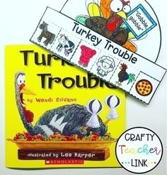 Turkey Trouble Activities