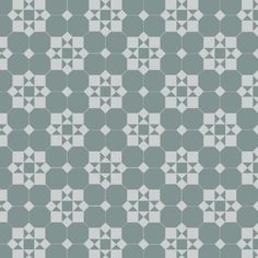 Olde English Katrine Geometric Floor Tiles Grey Grout, Geometric Tiles, Adhesive Tiles, Wall Tiles, Interior And Exterior, Tile Floor, English, Colours, Flooring