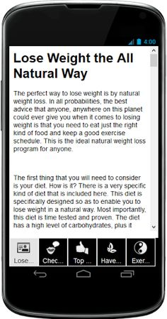 Goal run organic avenue cleanse weight loss
