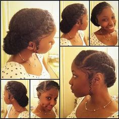 Gorgeous as alway @naturalandchic #naturalhairdoescare #tameyourtresstuesday #naturalstyles