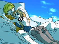 Sanji x Nami One Piece Watch One Piece, Nami One Piece, One Piece Ship, Zoro, Anime Couples, Cute Couples, One Piece Main Characters, Luffy And Hancock, The Pirate King