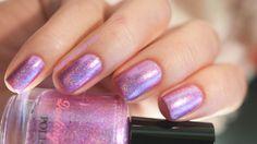 Darling Diva Polish - I hate pink!