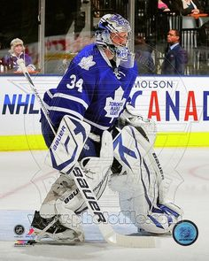 Toronto Maple leafs - James Reimer Photo