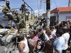 """The residents of Puerto Rico, a U.S. territory, are facing """"apocalyptic"""" devastation according to Governor Ricardo C. Rosselló."""