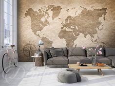 Rowerem po mapie świata
