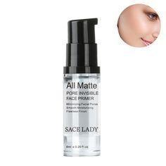 Foundation Primer, No Foundation Makeup, Makeup Primer, Face Primer, Beauty Care, Beauty Skin, Oil Control, Skin Care Tools