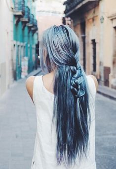 Blogger Kirsten Zellers with half-up plait   ASOS Fashion & Beauty Feed