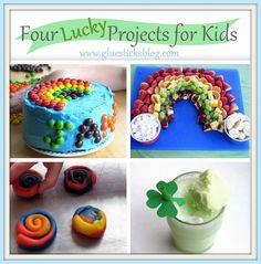 Four Lucky Projects for Kids!