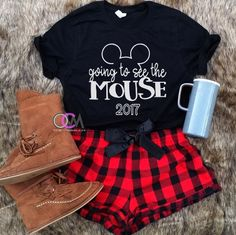 Going To See the Mouse, Disney Shirt, Mouse Squad Shirt, Family Disney Shirts- Tshirt