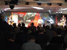 Julian Thomas, Chaz Davies, Davide Giugliano e le nuove Ducati Panigale R