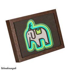 LAYER IMAGE circus elephant / Zirkuselefant | Etsy Image Circus, Creative, Layers, Elephant, Etsy, Character, Art, Art Types, Custom Cars