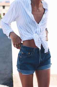 40 Cute Spring Outfit Ideas | Fashion Trends 2018