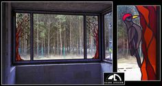 #glassatelier , #polandhandmade , #overlay , #okno