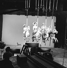 Behind the scenes of Mary Poppins movie