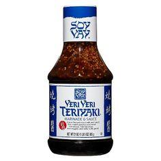 Soy Vay Veri Veri Teriyaki Marinade & Sauce 21 oz : Target