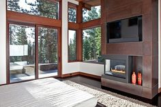Martis Camp House by Concreteworks