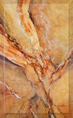 Photos album and tables on pinterest - Papier peint faux marbre ...