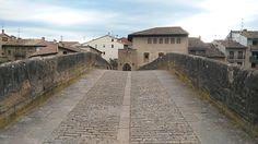 Tramo de #PuenteLaReina - #Estella. Precioso paraje del #CaminodeSantiago.  Si quieres recorrerlo no dudes en visitarnos en www.caminodesantiagoreservas.com