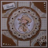 Fancy Dies - Nellie Snellen - Jannie van der Zwan Tampons, Thank You Cards, Rebel, Cardmaking, Decorative Plates, Thankful, Stamp, Van, Diy Cards