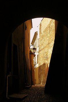 https://flic.kr/p/jq4a6 | Lublin - Zaułek | Old Town in Lublin - picturesque