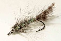 Seatrout fly tying lesson, Step by step: Magnus