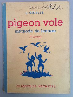 A French School book from the 60's