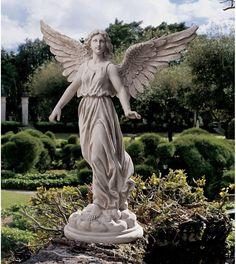 Angel statue - Google 検索