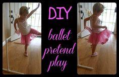 Ballet pretend play