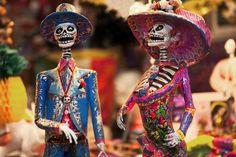 O Dia de Los Muertos, no México - Embarque na Viagem http://www.embarquenaviagem.com/2016/10/22/o-dia-de-los-muertos-no-mexico/