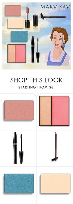 Belle Mary Kay Color by taylormarie213 on Polyvore featuring beleza and Mary Kay