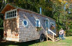 Un autobús escolar convertido en vivienda | Decorar tu casa es facilisimo.com